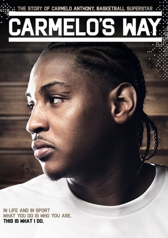 Poster of Carmelo's Way