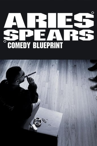 Poster of Aries Spears: Comedy Blueprint