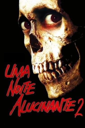 Uma Noite Alucinante 2 - Poster