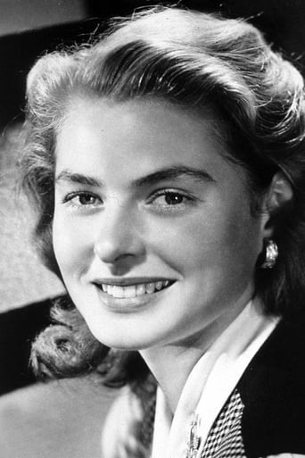 Profile picture of Ingrid Bergman