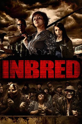 Inbred (2011) - poster