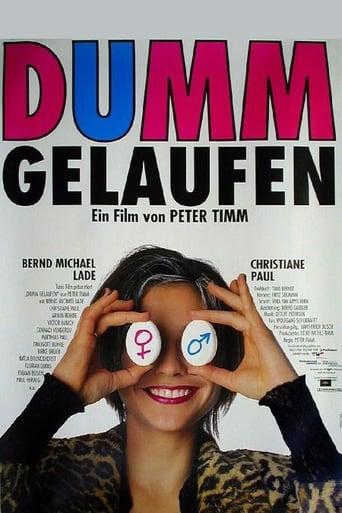 Poster of Dumm gelaufen