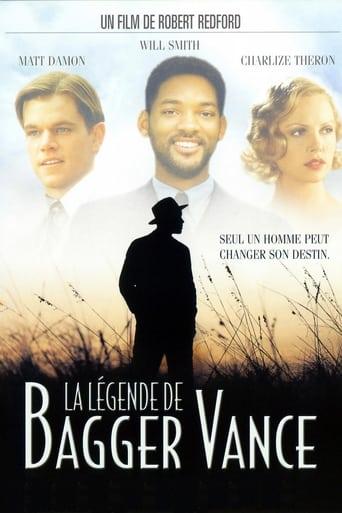 Poster of La Légende de Bagger Vance