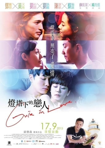 Poster of 燈塔下的戀人