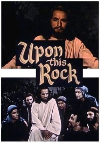 Poster of Upon This Rock