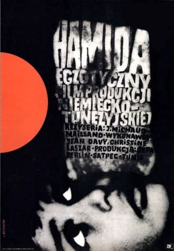 Hamida Movie Poster