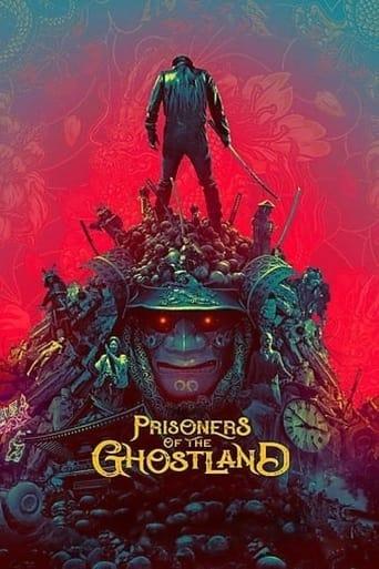 Prisioneiros da Terra Fantasma - Poster