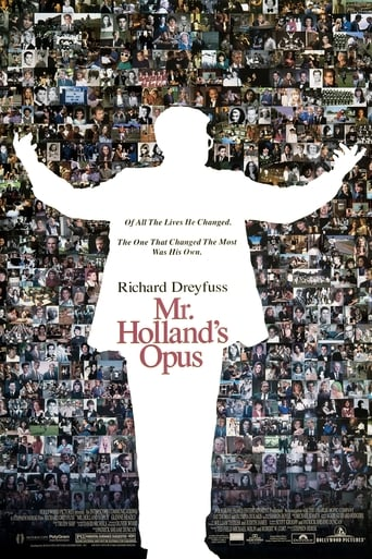 Poster of Mr. Holland's Opus