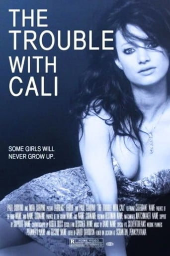 Poster of The Trouble with Cali