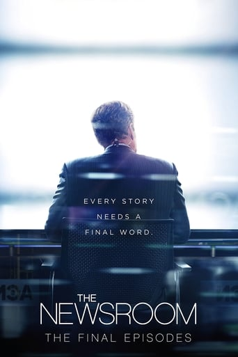 The Newsroom Poster