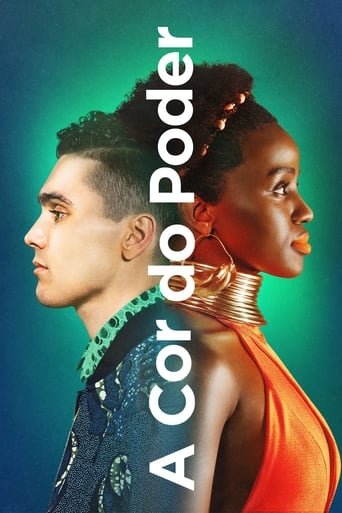 A Cor do Poder 1ª Temporada Completa Torrent (2020) Dual Áudio / Dublado WEB-DL 720p Download
