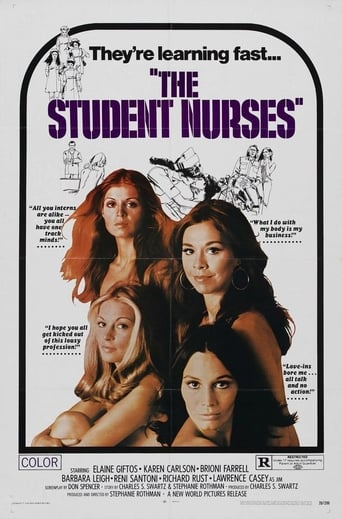 Poster of The Student Nurses