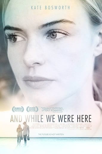 Poster of And While We Were Here