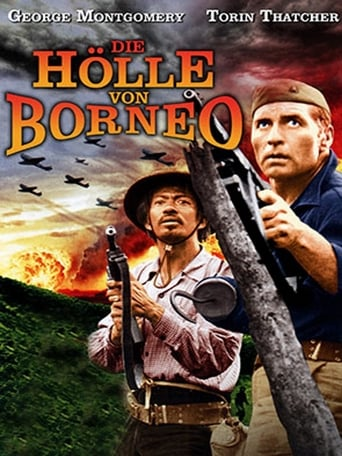 Poster of Hell of Borneo