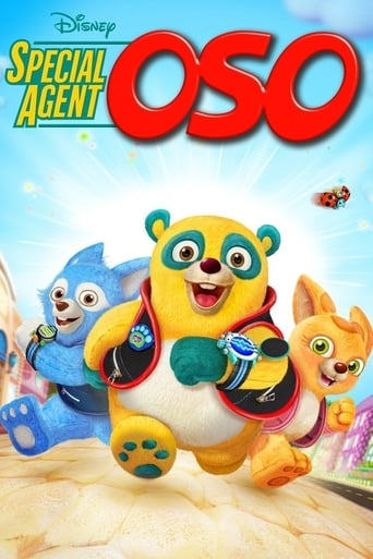 Poster of Special Agent Oso