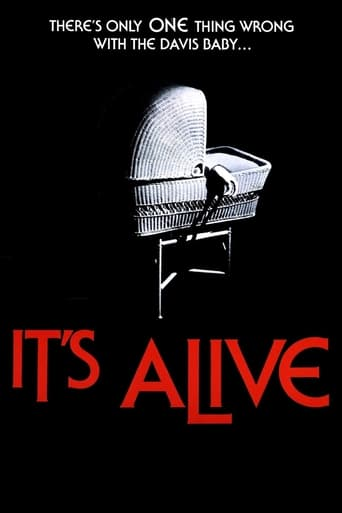 Poster of It's Alive