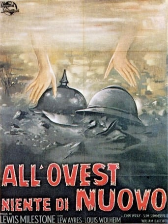 The All Quiet on the Western Front (2018) movie poster image