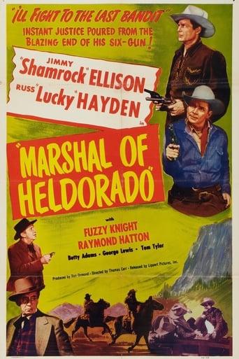 Poster of Marshal of Heldorado