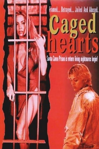 Caged Hearts poster