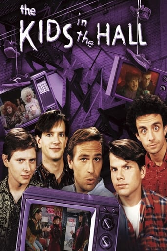 Poster of The Kids in the Hall