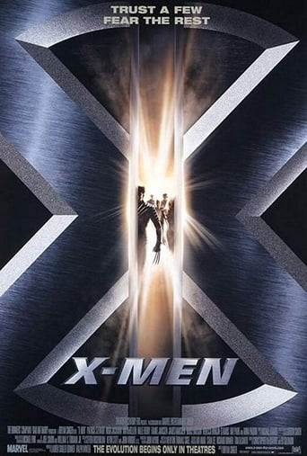 Poster of X-Men: The Mutant Watch