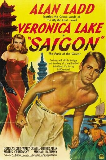 Poster of Saigon