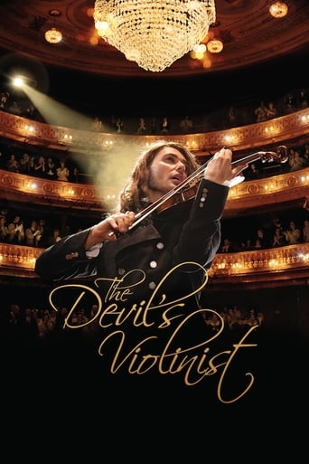 Poster of The Devil's Violinist