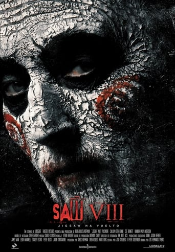 Poster of Saw VIII (Jigsaw)
