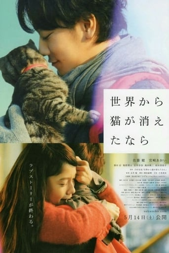 Poster of If Cats Disappeared from the World