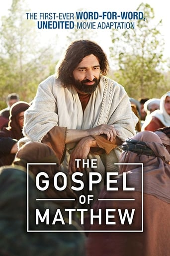 The Gospel of Matthew poster