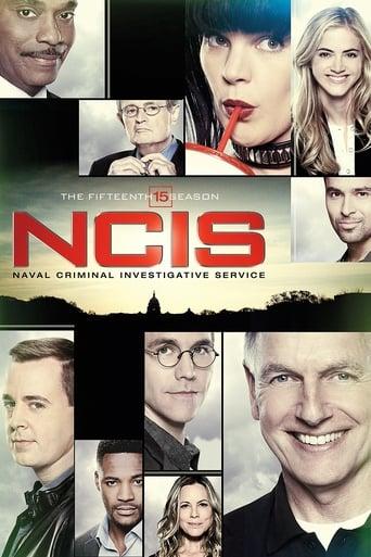 NCIS Investigações Criminais 15ª Temporada - Poster