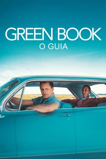 Green Book: O Guia - Poster