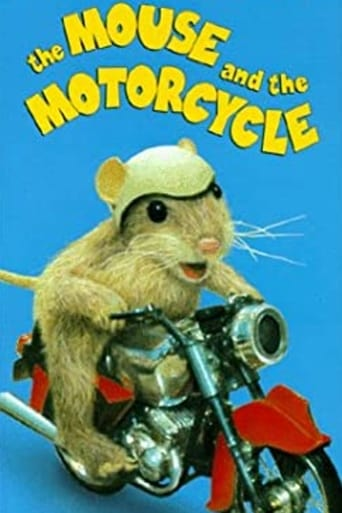 Poster of The Mouse and the Motorcycle