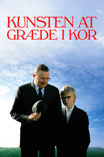 Poster of Kunsten at græde i kor
