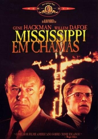Mississippi em Chamas - Poster