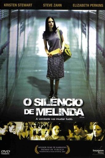 O Silêncio de Melinda - Poster