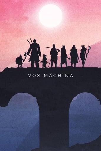Poster of Critical Role: The Legend of Vox Machina Animated Special