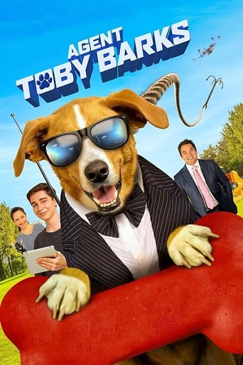 Poster of Agent Toby Barks