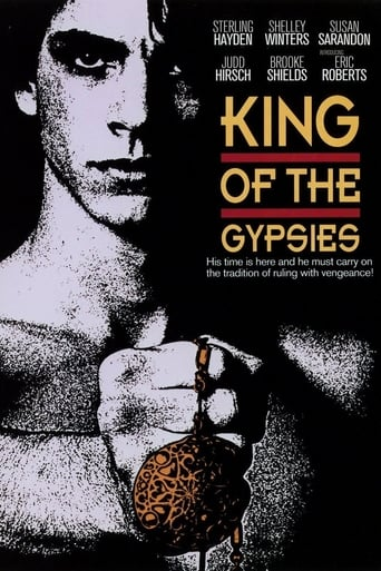 Poster of King of the Gypsies