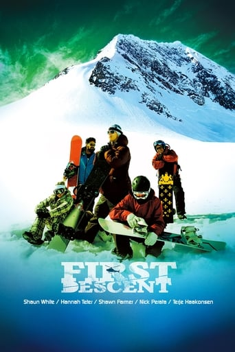 First Descent poster