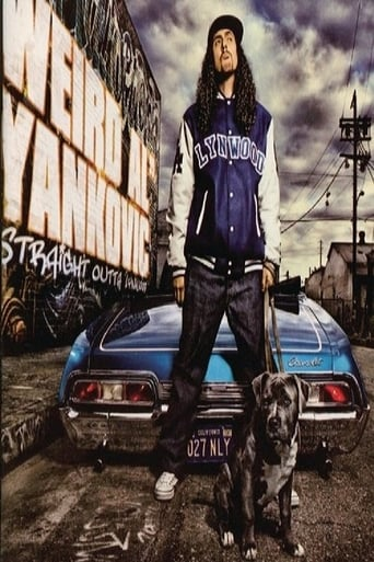 Poster of 'Weird Al' Yankovic: White & Nerdy