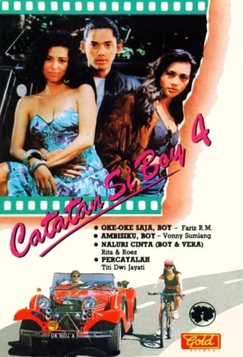 Poster of Catatan si Boy 4