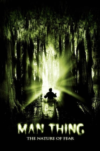 Marvel's Man Thing
