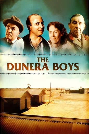 The Dunera Boys Movie Poster