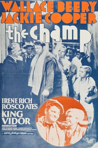 Poster of The Champ