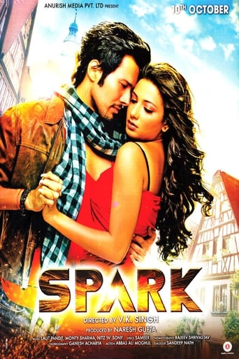 Poster of Spark
