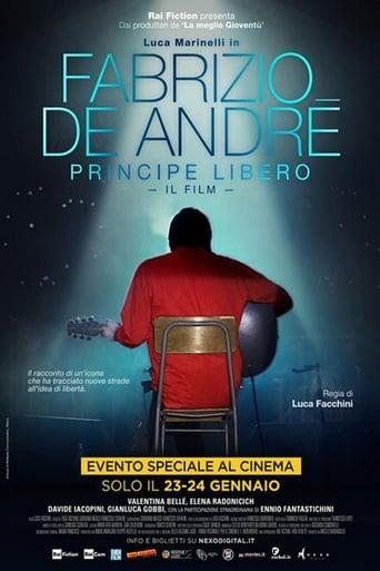 Fabrizio De André: Principe Libero Movie Poster