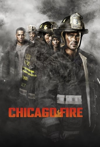 Chicago Fire Poster