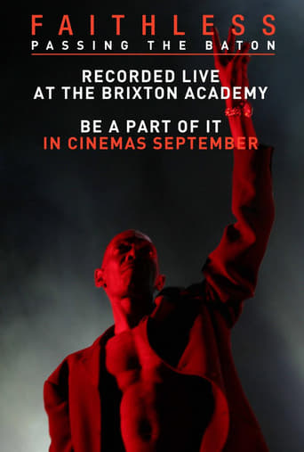 Watch Faithless - Passing the Baton - Live From Brixton Online Free Putlocker