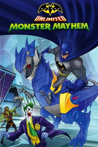 Poster of Batman Unlimited: Monster Mayhem